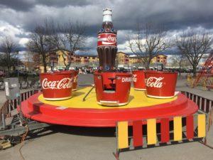 Coca cola karusellen